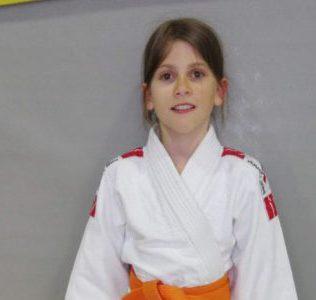 Goldmedaille für Emma Schreiber