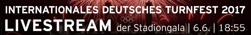 Turnfest Berlin Livestream